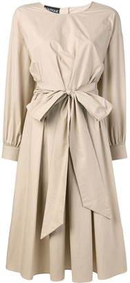 Boutique Moschino Oversized Bow Dress