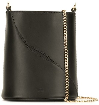 ATP ATELIER Bucket-Style Leather Shoulder Bag