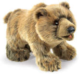 Folkmanis Grizzly-Bear Hand Puppet