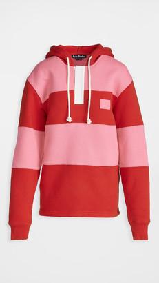 Acne Studios Finten Face Sweatshirt
