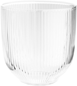 Arket Ridged Drinking Glass