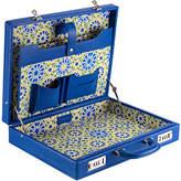 La Madraza Leather Attache Briefcase