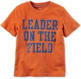 Carter's Graphic-Print Cotton T-Shirt, Little Boys (4-7)