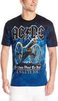 Liquid Blue AC/DC - 21 Gun Salute Tie Dye T-Shirt