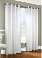 Commonwealth Home Fashions Thermalogic® Anna ThermaLace Grommet Window Panel