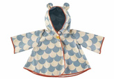 Nobodinoz Blue Scales Raincoat