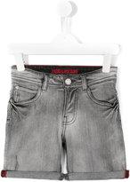 Zadig & Voltaire Kids - denim shorts - kids - Cotton/Spandex/Elastane - 6 yrs