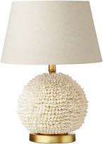 OKA Cowrie Table Lamp - Shell White
