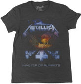 Hybrid Tees Novelty Metallica Short-Sleeve T-Shirt