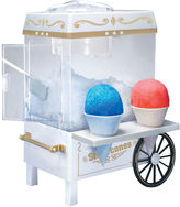 Nostalgia Electrics Nostalgia SCM502 Vintage Collection Snow Cone Maker & Shaved Ice Storage