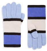 Kate Spade Women's Mondarian Colorblock Gloves