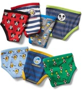 Gap babyGap | Disney Baby Mickey Mouse and friends days-of-the-week briefs (7-pack)