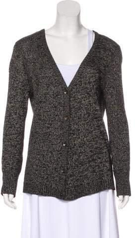 Rag & Bone Button-Up Knit Cardigan