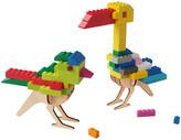 BRIKKON Bird Cubes