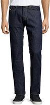 Diesel Buster Cotton Trouser Jeans, Denim