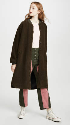 The Great The Sherpa Coat