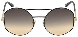 Tom Ford Dolly 60MM Aviator Sunglasses