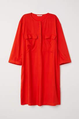 H&M Shirt Dress - Orange
