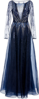 Temperley London Mineral Long Dress