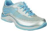Dansko Leather Lace-Up Athletic Shoes - Shayla