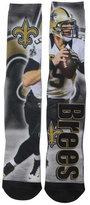 For Bare Feet Drew Brees New Orleans Saints Player Socks