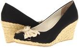 Fitzwell Circus (Black Fabric) - Footwear