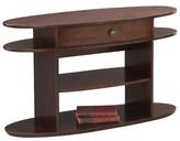 Progressive Accent Table Dark Cappuccino Furniture