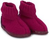 Giesswein Pink & Purple Kramsach Slippers