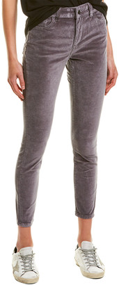 DL1961 Premium Denim Florence Silver Spring Mid-Rise Instasculpt Ankle Skinny Leg