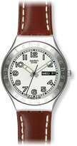 Swatch S Women's YGS732 Casse Cou Irony Big Dial Watch