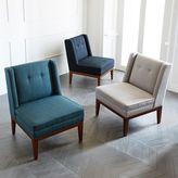 west elm Tatum Slipper Chair