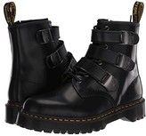 Dr. Martens 1460 Fenimore Bex Moto (Black) Shoes