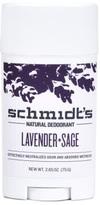 Schmidt's Stick Deodorant - Lavender & Sage