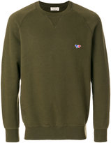MAISON KITSUNÉ crew neck sweater