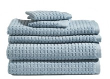 DKNY Quick Dry 6 Pieces Towel Set Bedding