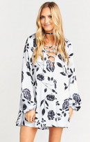 MUMU Thunderbird Dress ~ Dusk to Dawn Floral