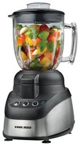 Black & Decker BLACK+DECKER BLACK + DECKER 2-in-1 Food Processor and Blender