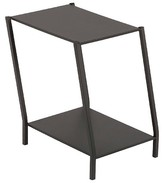Mid-Century MODERN Control Brand The Wiggle End Table Black