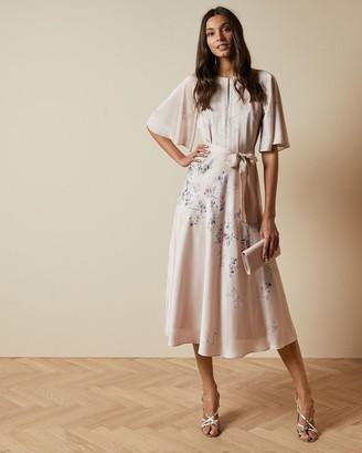 Ted Baker Bouquet Midi Dress