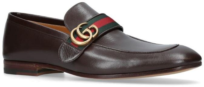 gucci donnie bit loafer