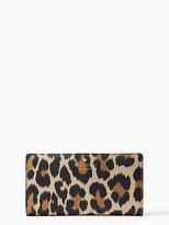 Kate Spade Hyde lane leopard-print stacy