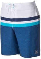 ZeroXposur Men's Ace Colorblock Swim Trunks