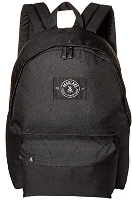 Parkland Franco Recycled Backpack (Little Kids/Big Kids) (Black) Backpack Bags