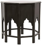 Noir Damascus Side Table - Java