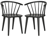 Safavieh Blanchard Side Chairs (Set of 2)