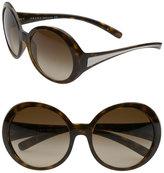 Oversized Round Vintage Sunglasses