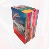 Michael Morpurgo Children Collection 7 Books Box Set (Why The Whales Came, Escape From Shangri - La, King Of The Cloud Forest, Mr Nobody's Eyes, Long Way Home, Kensuke's Kingdom, War Horse)