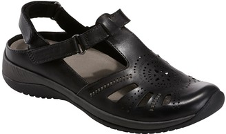 Earth Leather Summer Sandals - Kara Curie