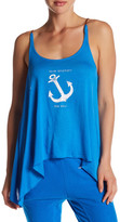 Peace Love World Love Anchors Candy Tank