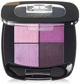 L'Oreal Cosmetics Colour Riche Pocket Palette Eye Shadow, Voilet Amour, 0.1 Ounce